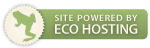 Eco Hosting Widget Badge